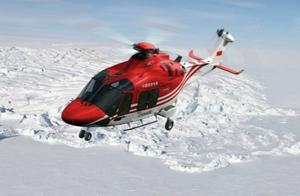 """中国""""雪鹰""""出动救援澳患病科考队员 五星红旗在南极戴维斯站飘扬"""