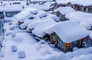 各地网友奇怪却有趣的雪景照…强烈引起舒适