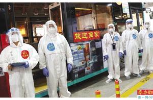 安全转运入境人员超28万人次!深圳巴士集团坚守疫情防控第一线