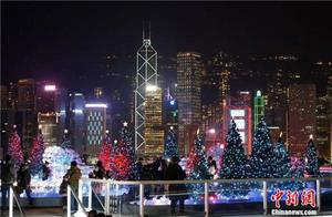 香港疫情这么严重,圣诞节怎么过?