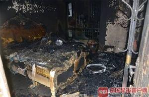 广西一毒贩开枪袭警纵火烧房 一名民警中弹