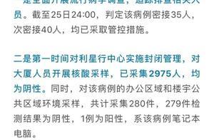 北京一区进入战时状态!一确诊病例的办公室电脑检测阳性