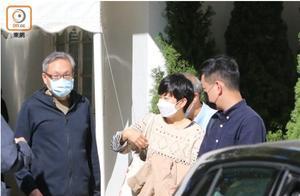 汉奸密会?港媒爆:黎智英获保释后连续3天召人聚会,今日壹传媒高层前往其寓所