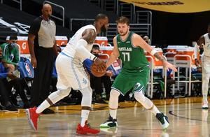 NBA官方本赛季第一期MVP榜:詹姆斯榜首 东契奇第二 库里第五