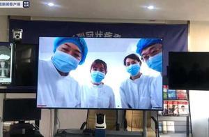 大连一无症状感染者在隔离病房考研,医护全程监护