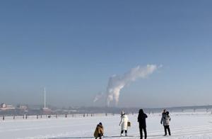 鱼、鱼、鱼,哈尔滨市长岭湖冬捕开始啦