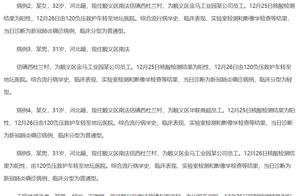 最新!北京新增5例确诊、1例无症状感染,包括商超员工和出租车司机;辽宁新增7例