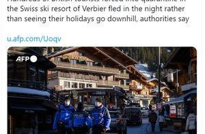 拒绝隔离要求,瑞士度假村数百名英国人连夜集体逃走……