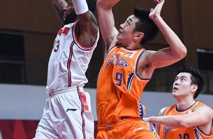 篮球丨CBA第二阶段:上海久事胜广东东莞大益