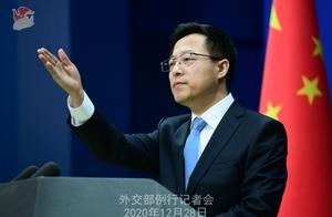 外交部:中国已在国内批准疫苗紧急使用 迄未出现严重不良反应病例