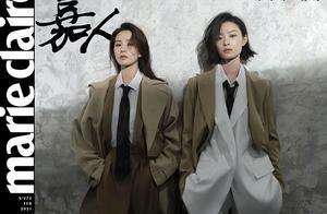 """刘诗诗倪妮演绎双生大片""""流金""""姐妹花明艳撩人"""