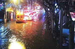 -5℃的寒潮夜,上海城市运行平稳有序