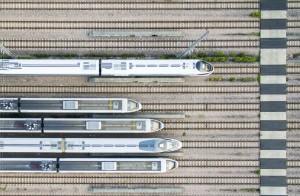 """提前16个月完工,""""十三五""""收官重点工程——盐通高铁今日开通运营"""