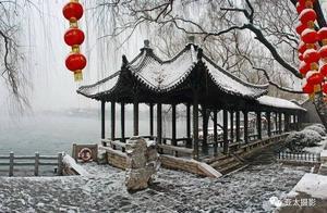 """影像 摄影师镜头里""""济南的冬天""""有多美"""