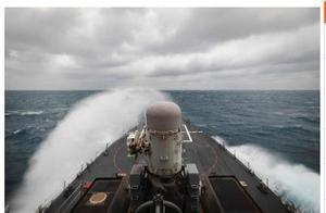 2020最后一天,美舰又穿航台湾海峡!中国国防部强硬回应