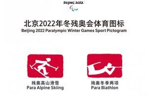 北京2022年冬奥会、冬残奥会体育图标正式发布 体现冬季运动和中国文化的结合