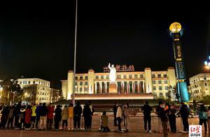 直播:天府广场新年升旗仪式,一起见证超燃时刻