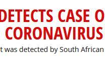 法国新增变种病毒确诊病例:与南非发现的一致