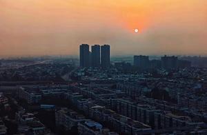 dóng大的太阳!2021第一次日出,你被晒醒了吗?