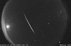 象限仪座流星雨会点亮2021年第一个周末的夜空