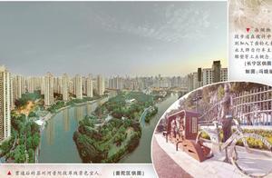 """42公里的苏州河岸线成为上海市民又一条""""生活秀带"""""""