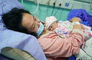 刚生完孩子,产妇心脏骤停3次...妈妈,辛苦了