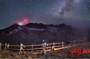 2021年第一场流星雨,你期待吗?成都这些地方可以观看