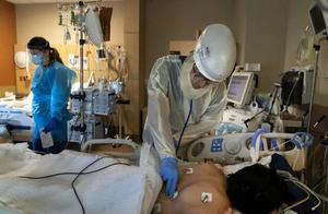 美国加州医院太平间容量已满,殡仪馆拒绝再收