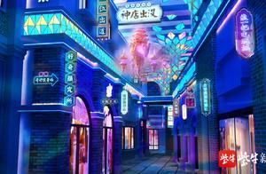"""第35届秦淮灯会2月4日亮灯,""""秦淮·戏院里""""项目同时亮相开业"""