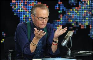 美国著名主持人拉里·金因感染新冠肺炎住院已超一周