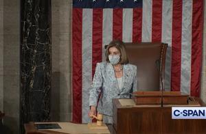 80岁的佩洛西再次当选美国众议院议长,开启第四任期