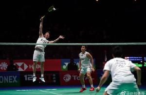 羽毛球男双世界第一确诊新冠无缘泰国赛