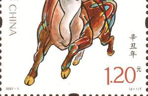 牛年生肖邮票今起发售!宝山销售网点在此→