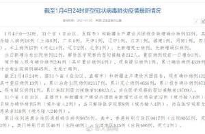 31省区市新增33例确诊,河北新增本土确诊14例