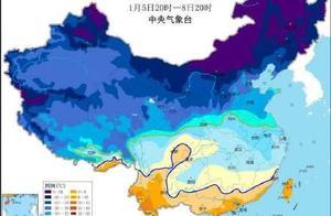 """零下17℃!北京或刷新21世纪最低气温纪录!专家解读多地气温""""跳水""""原因"""