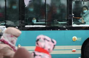 北京最新天气预报:今天阵风八九级,最高零下10℃