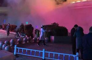 郑州医学院附近热力爆管,1路人坠入身亡,郑州西区和部分南区停暖