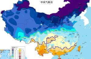 """最低气温可达-31℃!冷到""""发紫""""吉林人 今天你冻哭了吗?"""