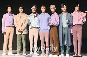 GOT7全员确定不再与JYP娱乐公司续约