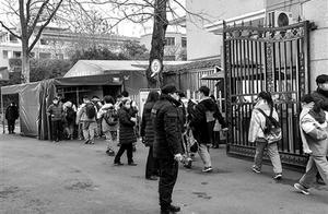 昨天首场高考,浙江55万学生拼搏在考场