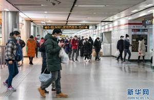 上海轨交运营里程、客运量均居全国第一