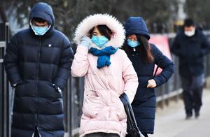 一句话描述北京有多冷?北京6个国家级气象站最低气温今晨跌破历史极值