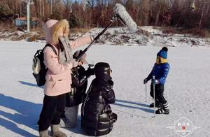 """讲好东北故事!""""一个盒子""""再次创作网游冰雪系列视频,让龙江冰雪火遍全网"""