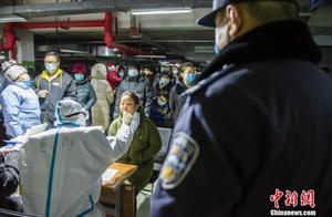 石家庄藁城区全部完成核酸检测,增村镇区域全员开展第三次检测