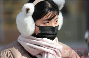 金视界|寒潮来袭,看郑州街头坚定向前的人们