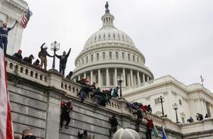 美国联邦调查局呼吁公众协助确认国会大厦骚乱者