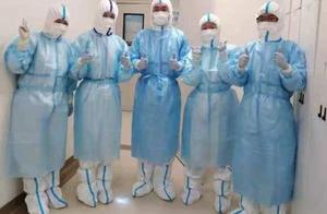 河北省邯郸市中心医院5名勇士紧急驰援石家庄