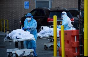 美国新冠肺炎确诊病例超过2180万,或出现新变异毒株