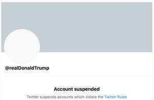 全部清空!推特永久封禁特朗普账号