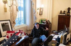 FBI介入!硬闯佩洛西办公室的男子已自首,当天他还干了这些事